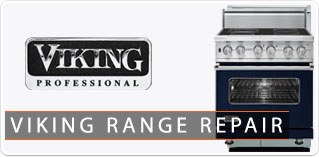 Viking range repair