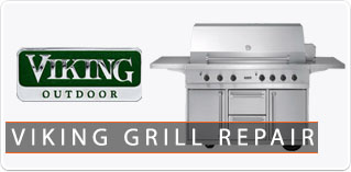 Viking grill repair