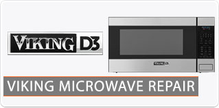 Viking microwave repair