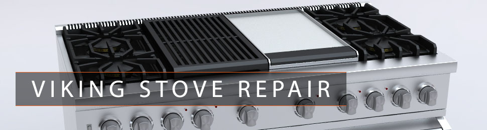 Viking Stove Repair
